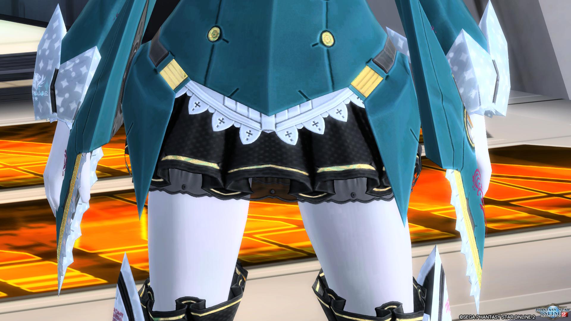 ドレッシアオース スカート
