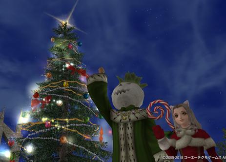 タッキーとクリスマス