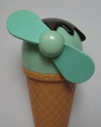 アイスクリームファン