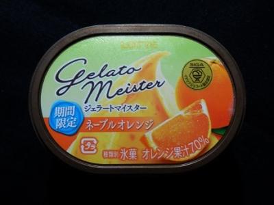 ジェラートマイスターネーブルオレンジ