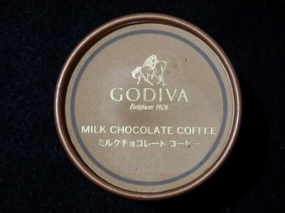 ゴディバミルクチョコレートコーヒー