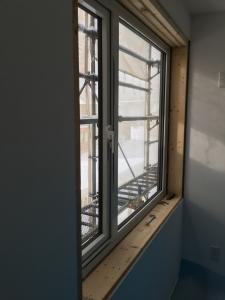 窓交換工事