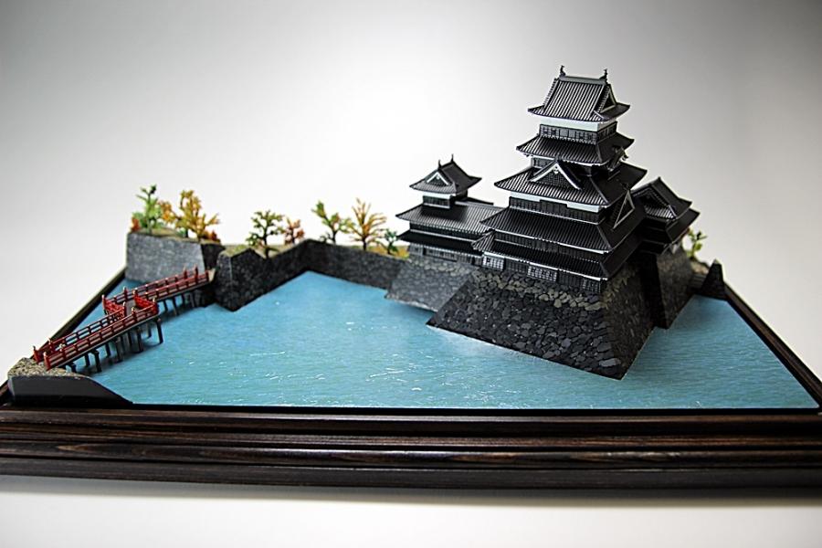 松本城-1