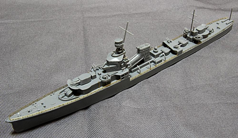 軽巡洋艦ゆうばり-2