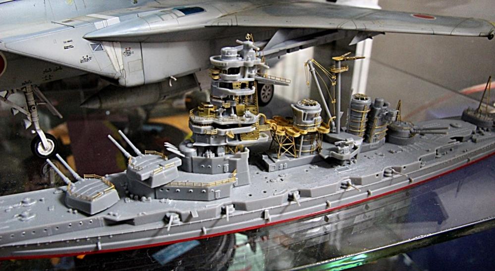 日本戦艦霧島-1