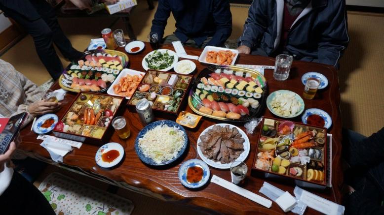 平成28年新年宴会 (1)