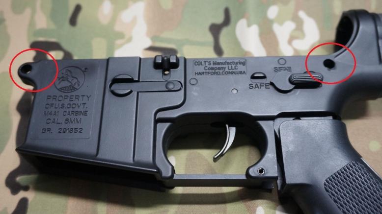 GHK M16化そのⅠ (2)