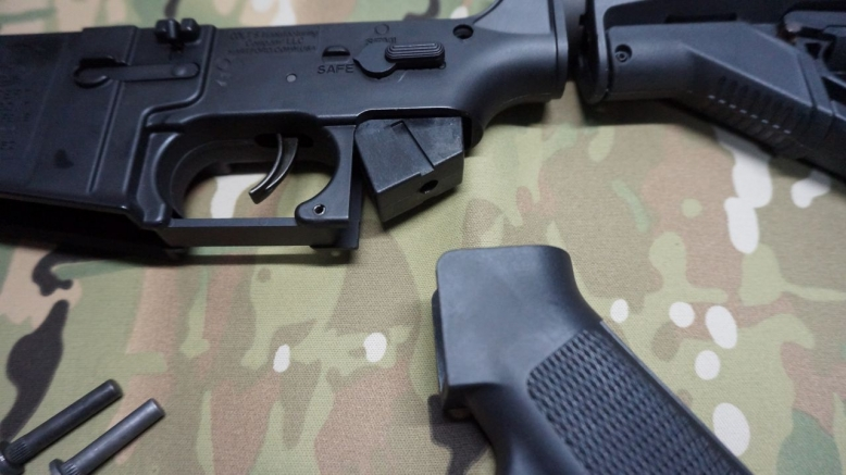 GHK M16化そのⅠ (5)