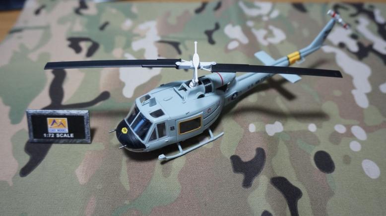 イージーモデルUH1空軍基地 (2)