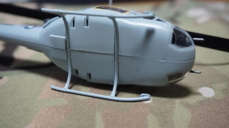 イージーモデルUH1空軍基地 (7)