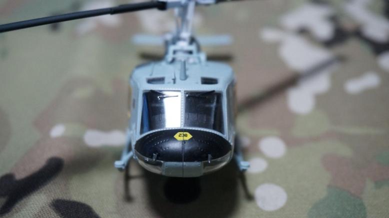 イージーモデルUH1空軍基地 (10)