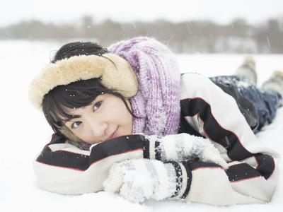 生駒里奈ファーストソロ写真集『君の足跡』3