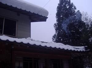 雪降ろし2