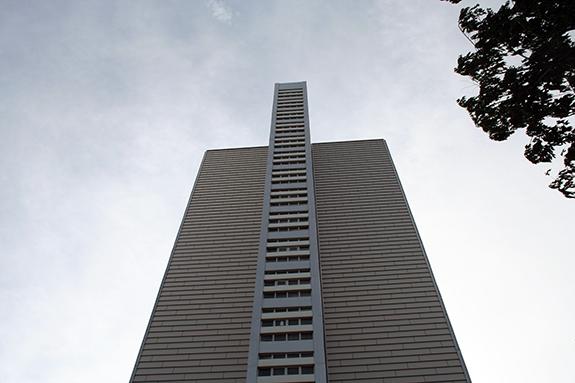 早稲田大学理工学部校舎