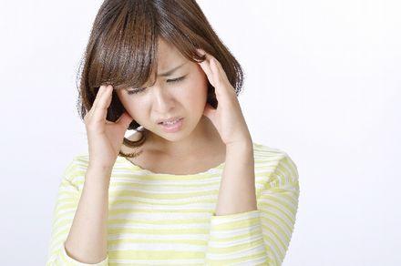 ヘルペスで頭痛