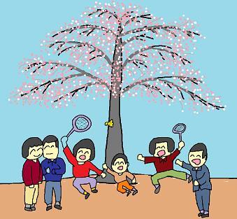 桜の木 2