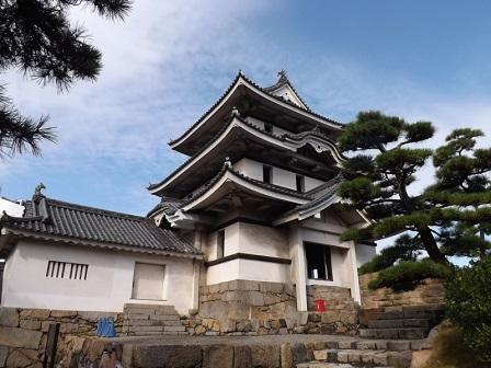 145着見櫓(東から)