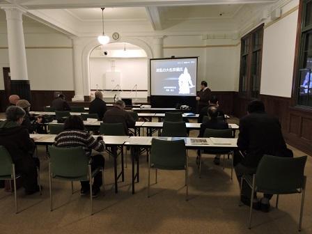 2016年2月14日城の会学習会1
