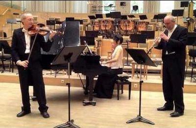 Good old fashioned lover boy (Freddie Mercury - QUEEN) - Trio violin, oboe y piano
