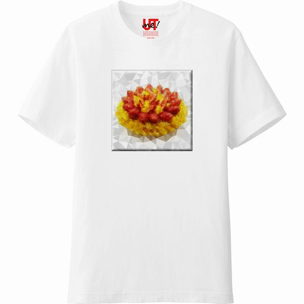 タルト苺&マンゴー_Tシャツ