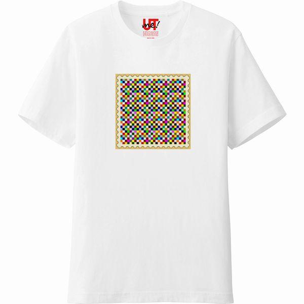 カラーパレット切手完了_Tシャツ