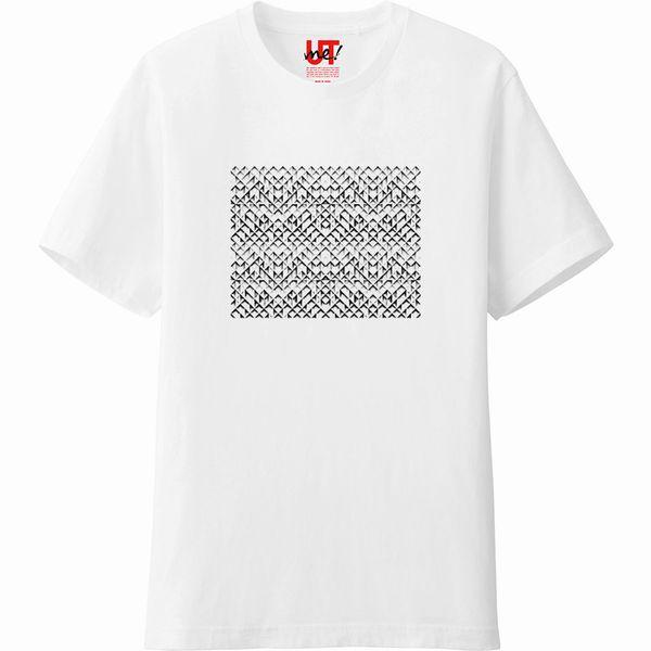 カット接合のコピー連結連結完成Tシャツ