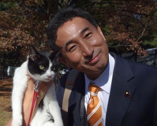 500 渋谷区議会議員 堀切 稔仁先生