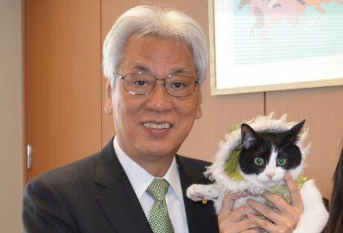 参議院議員 小川敏夫先生 500