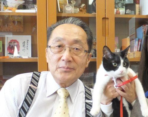 参議院議員 津田弥太郎先生 500
