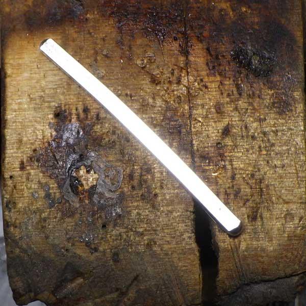 非加熱ルビーリングフィレンツェ彫り作成過程1jpg