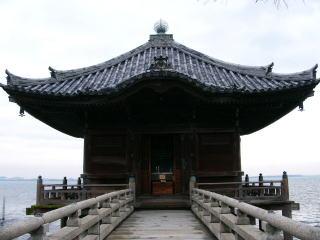 浮御堂(満月寺)