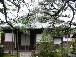 満月寺客殿