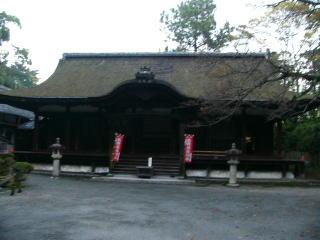 食堂(釈迦堂)