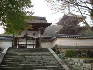 三井寺唐院