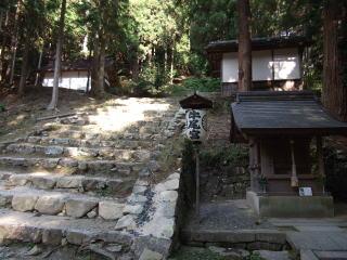 牛尾神社遥拝所