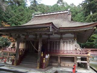 日吉大社西本宮本殿