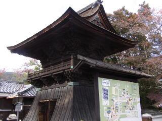 三井寺南院鐘楼