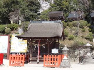 白鬚神社若宮神社