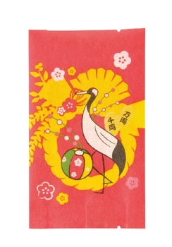 H27の1月のモニター鶴