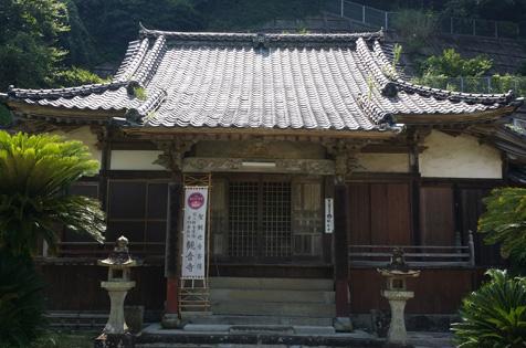 田結山観音寺02