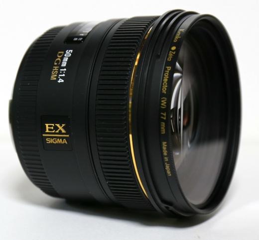 SIGMA 50mm F1.4 EX DG HSM 03