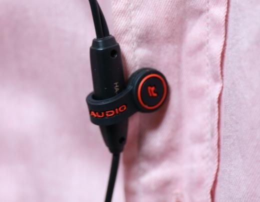 ZERO AUDIO ヘッドホンクリップ 08