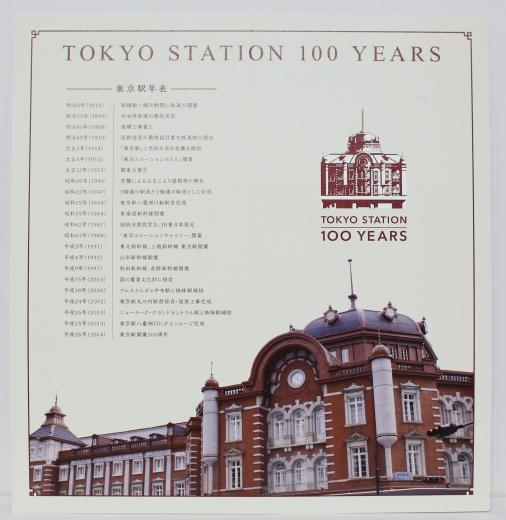 東京駅開業100周年記念Suica 04