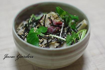 梅干し天ぷら160202