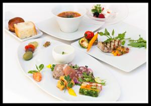 レスの豪華料理pic01