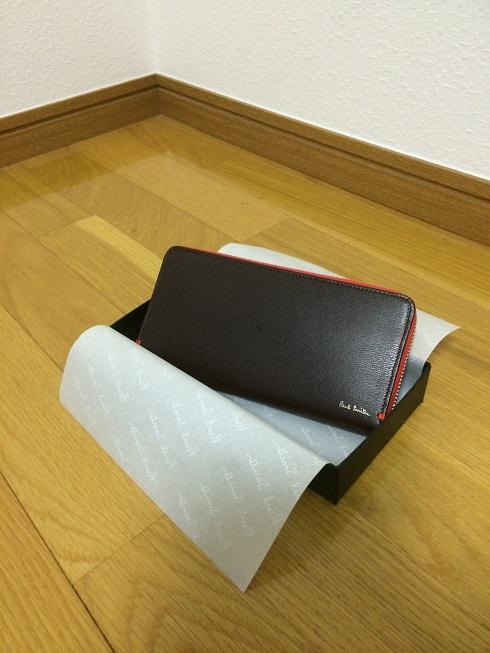 151208_ポールスミスの財布2016年モデル