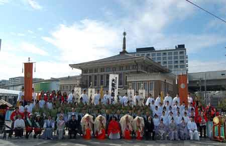 2015奈良駅前