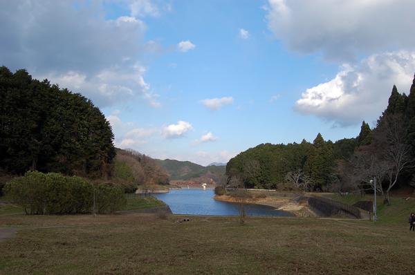 160114倉橋溜池