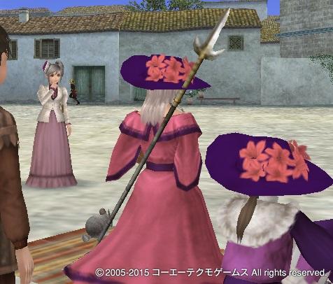 ピンク魔法3