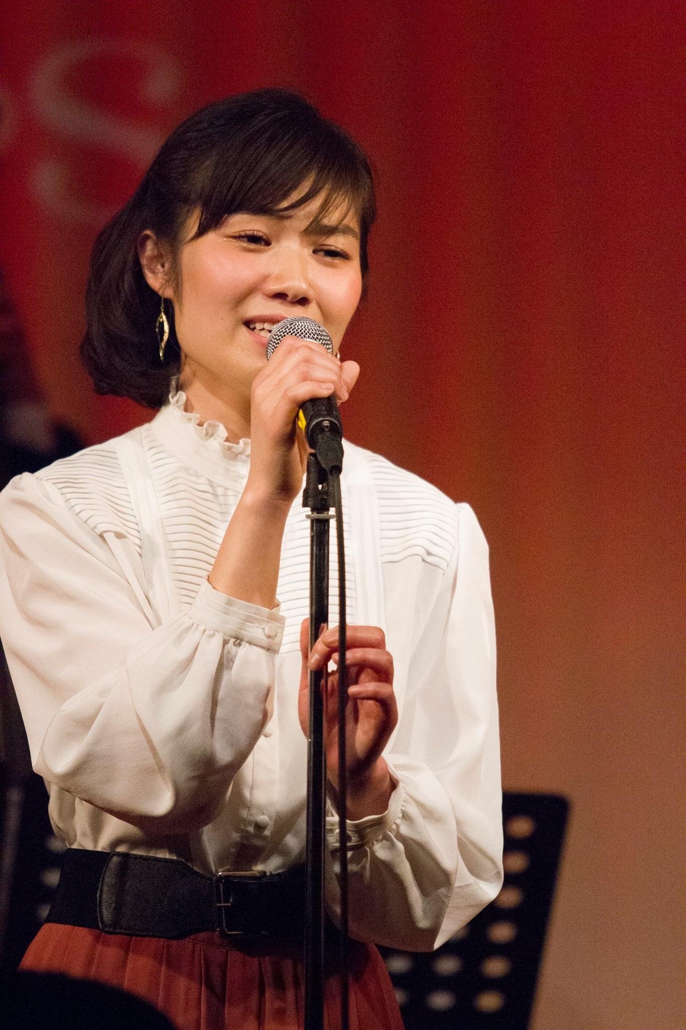 160204 純子ちゃんの素敵な歌!